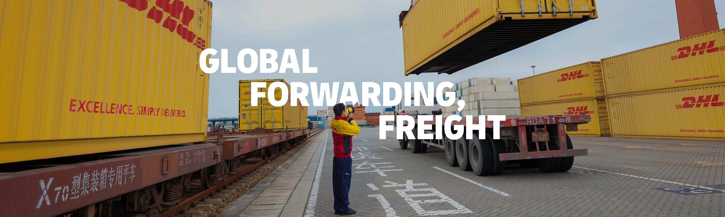 Global Forwarding, Freight